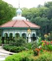 Eden Park Gazebo repairs totally on schedule