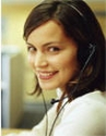 Beautiful telemarketer just as annoying on phone as other telemarketers.