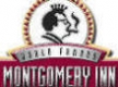 Montgomery Inn logo suspected of marijuana depiction.