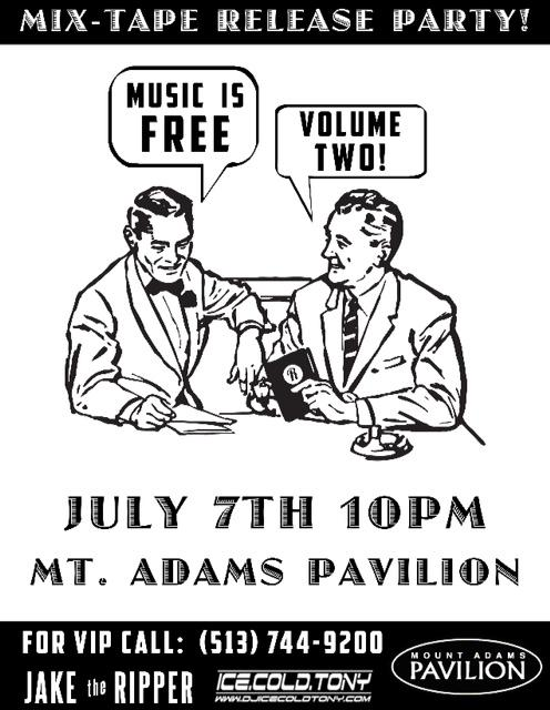 Mount Adams Pavilion - Cincinnati