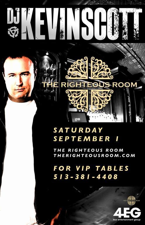 Righteous Room - Cincinnati