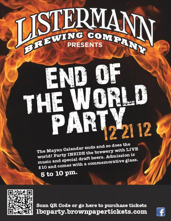 Listermann Brewing Company - Cincinnati
