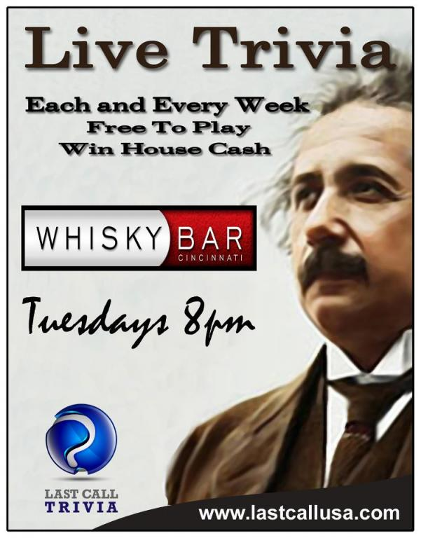 Whisky Bar Cincinnati - Cincinnati