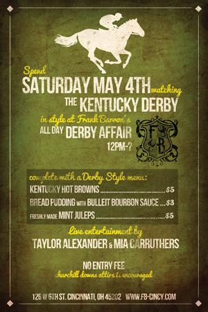 Local Musicians: Mia Carruthers & Taylor Alexander Team Up for Derby Da