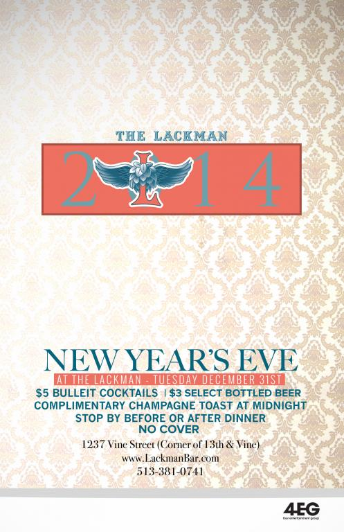 The Lackman - Cincinnati