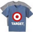 Sales of Target logo t-shirts plummeting in DC area.