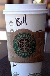 Starbucks Price Hike Includes Fee For Handwritten Name On Cup