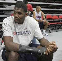 Aging Greg Oden drafted, announces retirement
