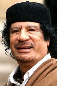 Former publicist accepts job with libyan leader muammar gaddafi